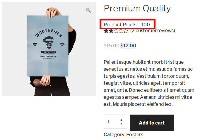 13-WooCommerce Ultimate Points And Rewards-ProductDescriptionPage.png