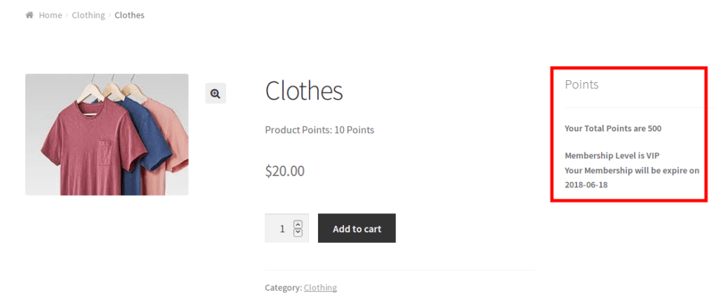 56-WooCommerce Ultimate Points And Rewards-AddToCartPage.png