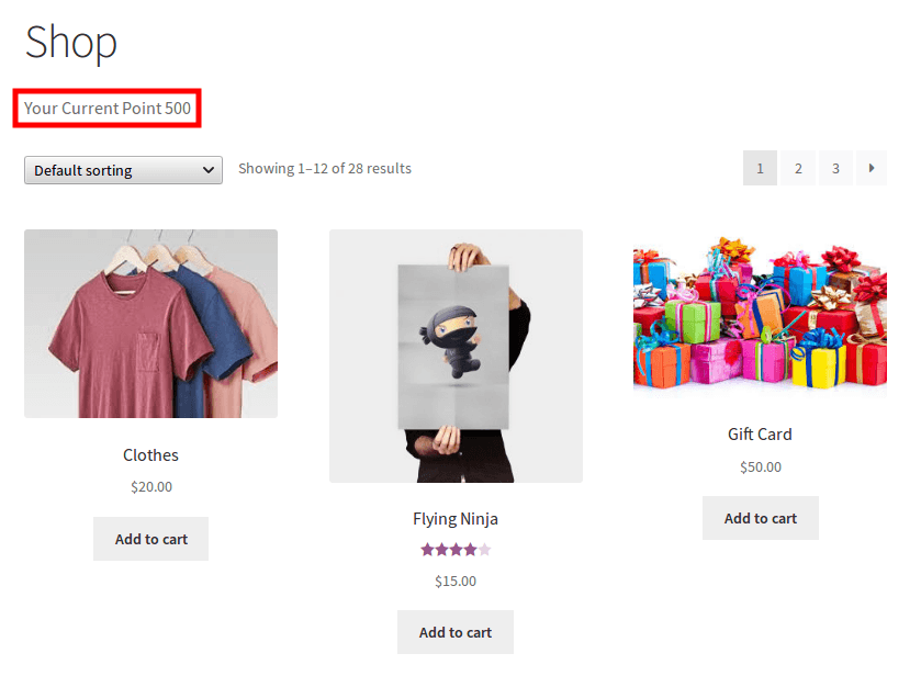 58-WooCommerce Ultimate Points And Rewards-CartPage.png