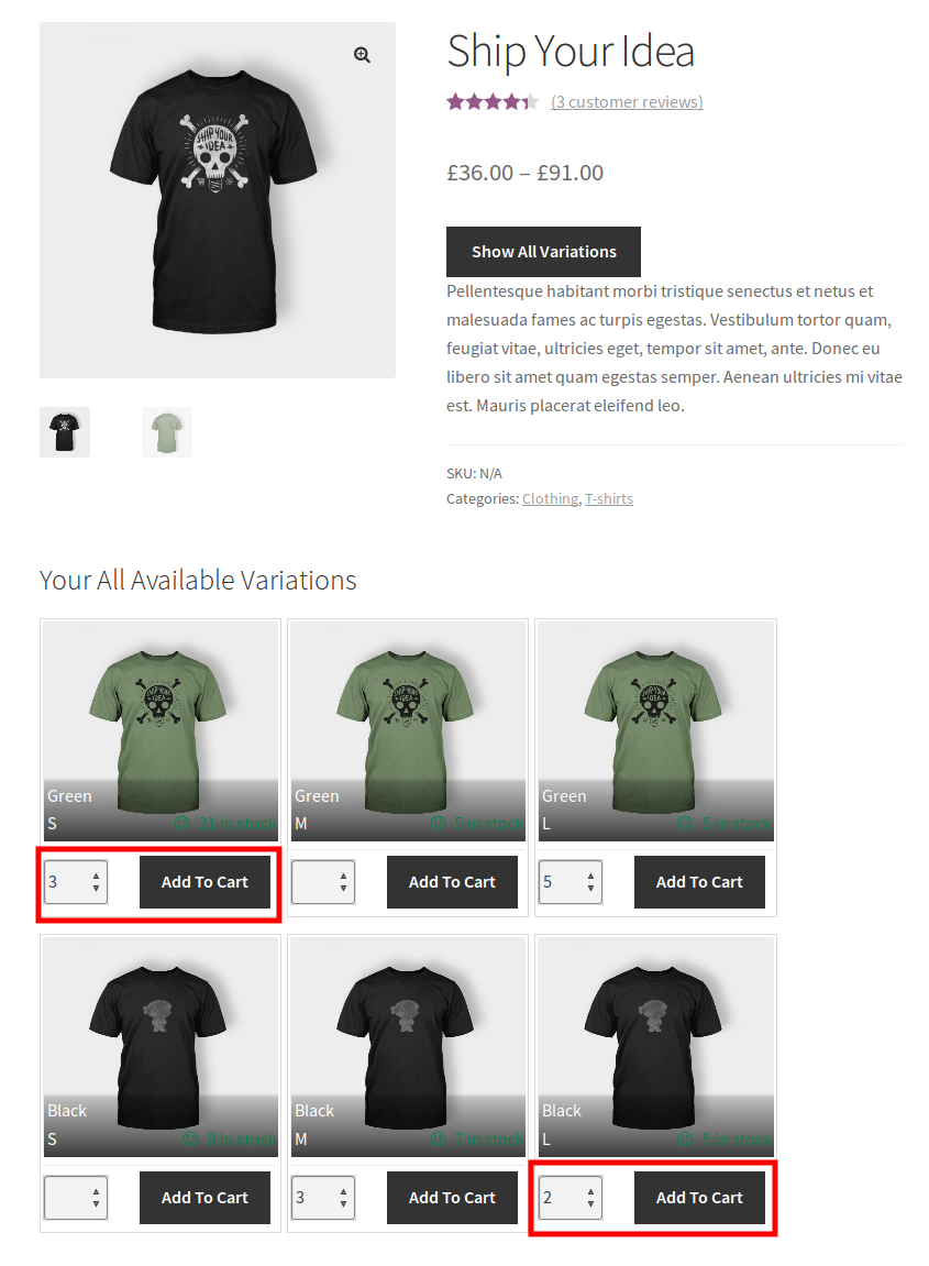 woocommerce-table-view-for-variations-product-variation