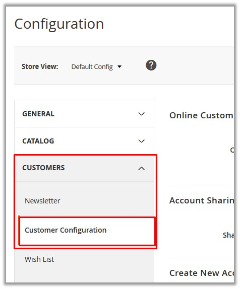 Magento2 Vat Validation-configuration