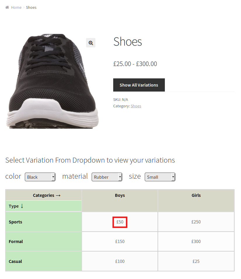 woocommerce-table-view-for-variations-product