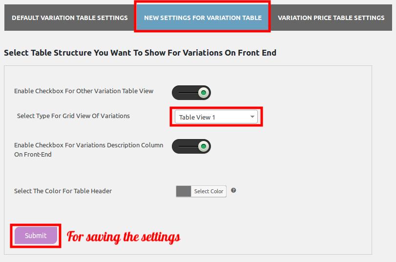 woocommerce-table-view-for-variations-new-setting-for-variation-table
