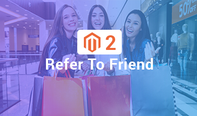 Magento2 Refer To Friend