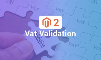 Magento2 Vat Validation