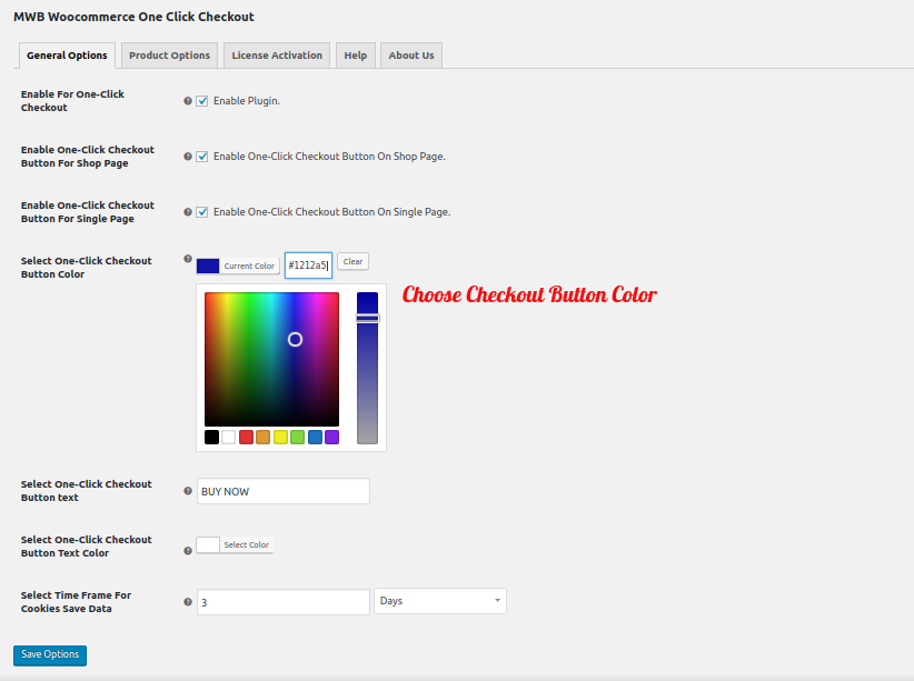 woocommerce-one-click-checkout-button-color