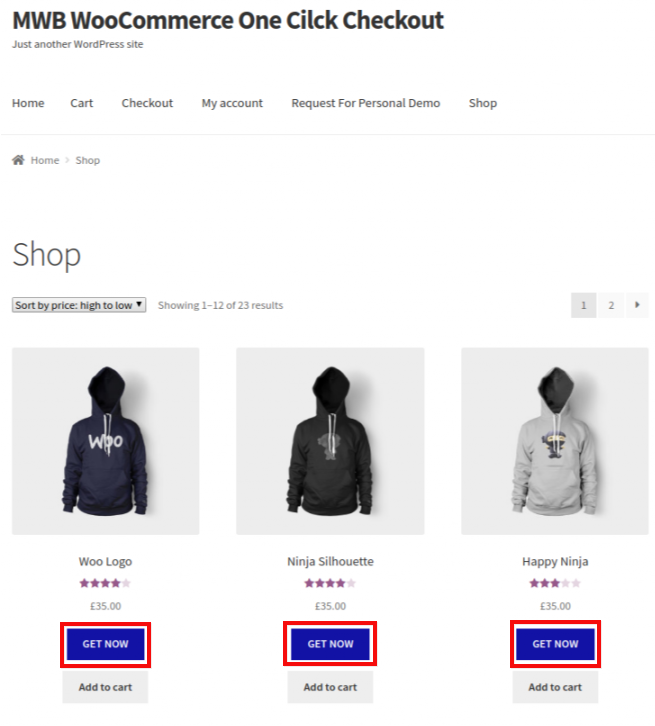 woocommerce-one-click-checkout-shop-page