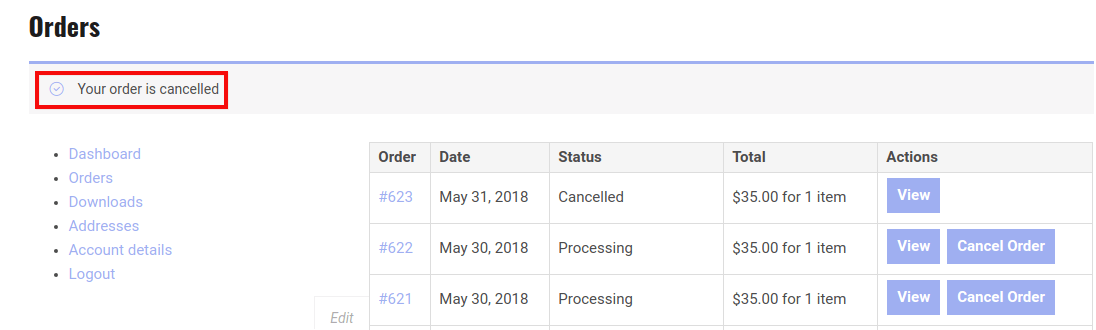 WooCommerce Refund And Exchange-Order-Is-Cancled