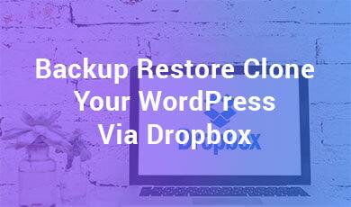 Backup_Restore-Your-wordpress-via-dropbox