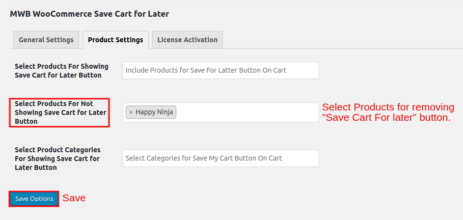 WooCommerce Save Cart for Later-ProductsForRemovingButton.png