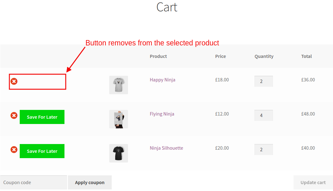 WooCommerce Save Cart for Later-RemoveButton.png