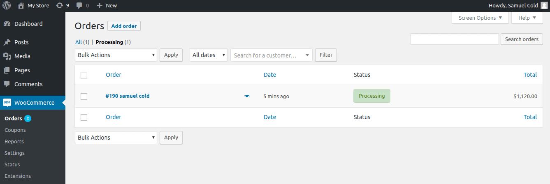 Convertkit-WooCommerce-Integration-Order