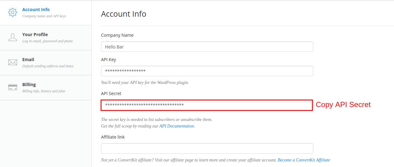 convertket-WooCommerce-Integration-GetAPI