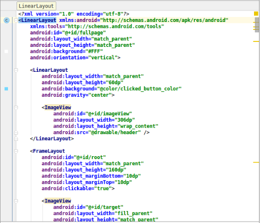 Android Animation Package-Android Studio.-3