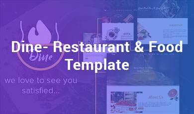 Dine-Restaurant-&-Food-Template