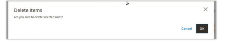 Magento2 Refer To Friend-delete-item