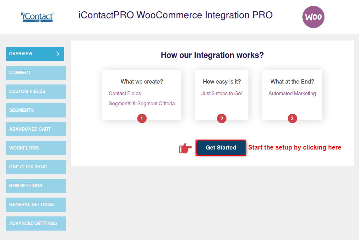 iContact-WooCommerce-Integration-Get Started