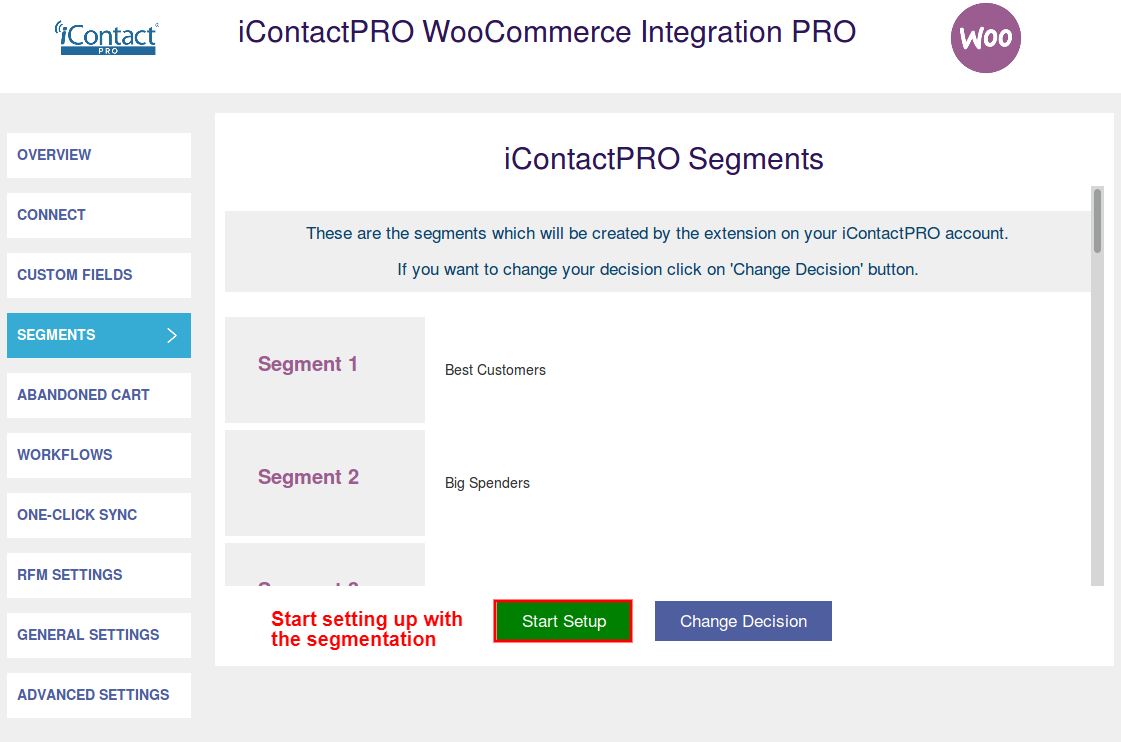 iContact-WooCommerce-Integration-Segments