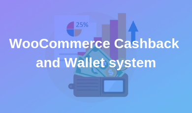 WooCommerce Cashback and Credit Wallet System