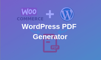 WordPress PDF Generator