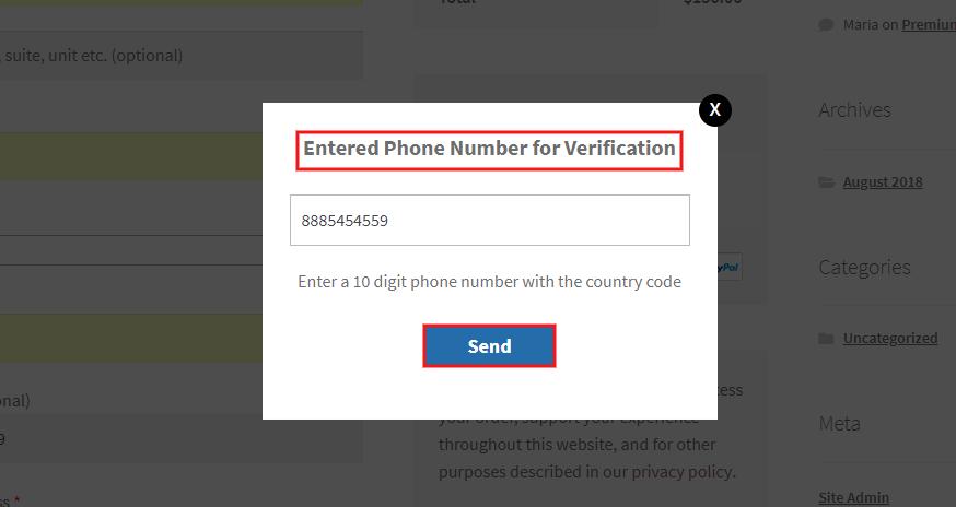 validate-order-on-cod-enter-phone-number-verification