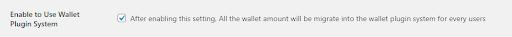 wallet plugin compatiblity