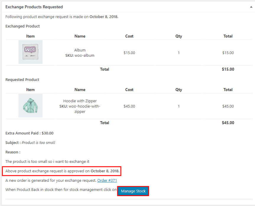 woocommerce-refund-and-exchange-accept-exchange-setting