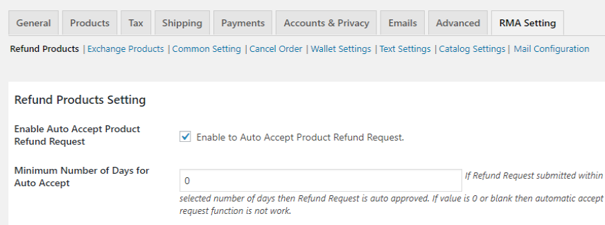 woocommerce-refund-and-exchange-auto-accept-refund-request
