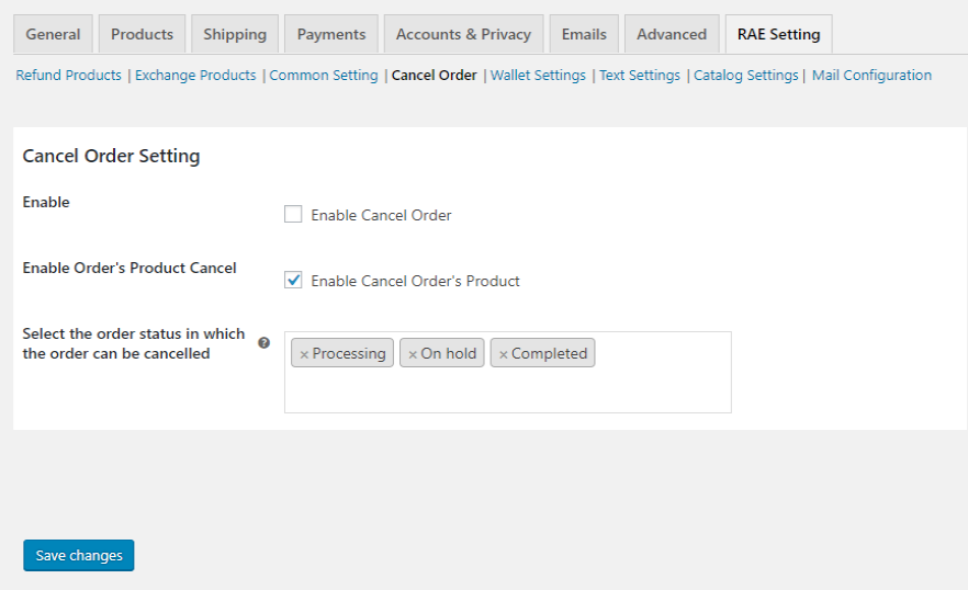woocommerce-refund-and-exchange-cancel-selected-product-setting