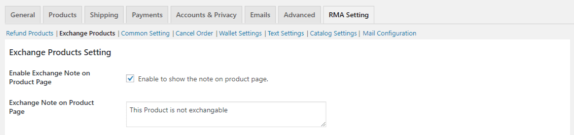 woocommerce-refund-and-exchange-enable-note-on-product-page