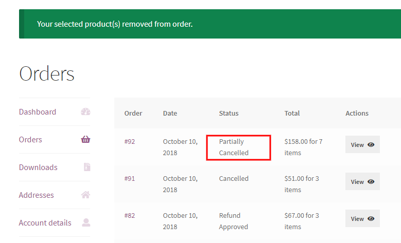 woocommerce-refund-and-exchange-selected-product-canceled