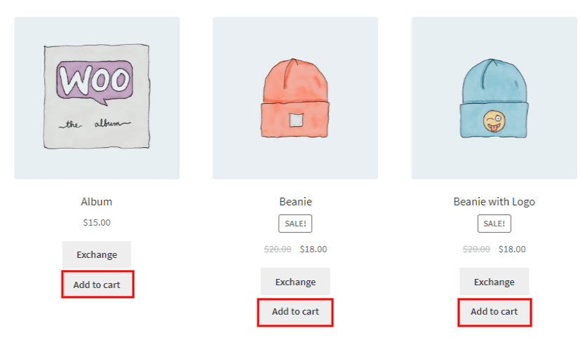 woocommerce-refund-and-exchange-show-add-to-cart-button-front-end