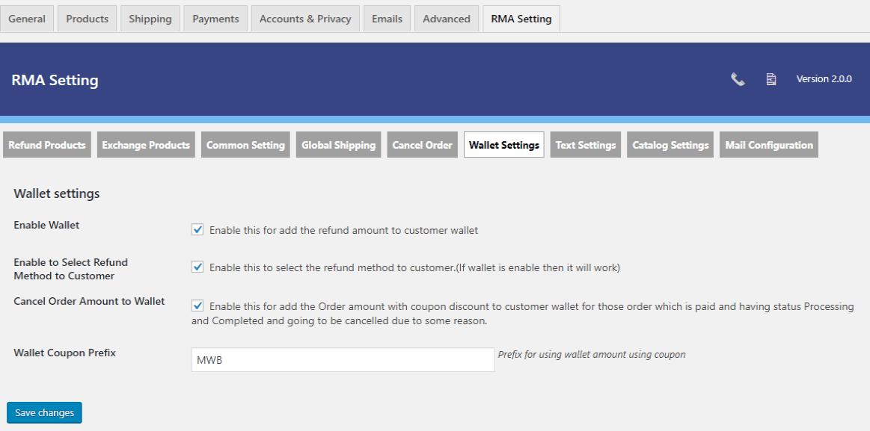 woocommerce-return-refund-exchange-all-wallet-setting