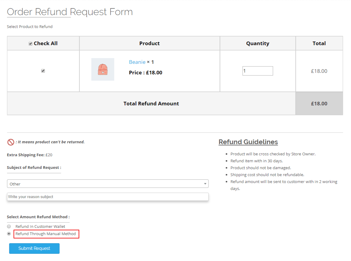 woocommerce-rma-for-return-refund-and-exchnge-select-manual-refund-method