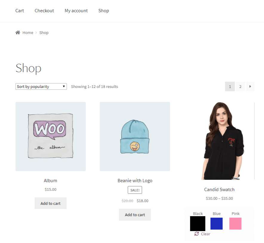 candidswatch-woocommerce-variations-color-swatches-and-images-variation-show-on-page-front-end