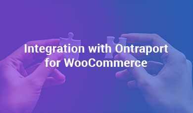 Integration with Ontraport for WooCommerce