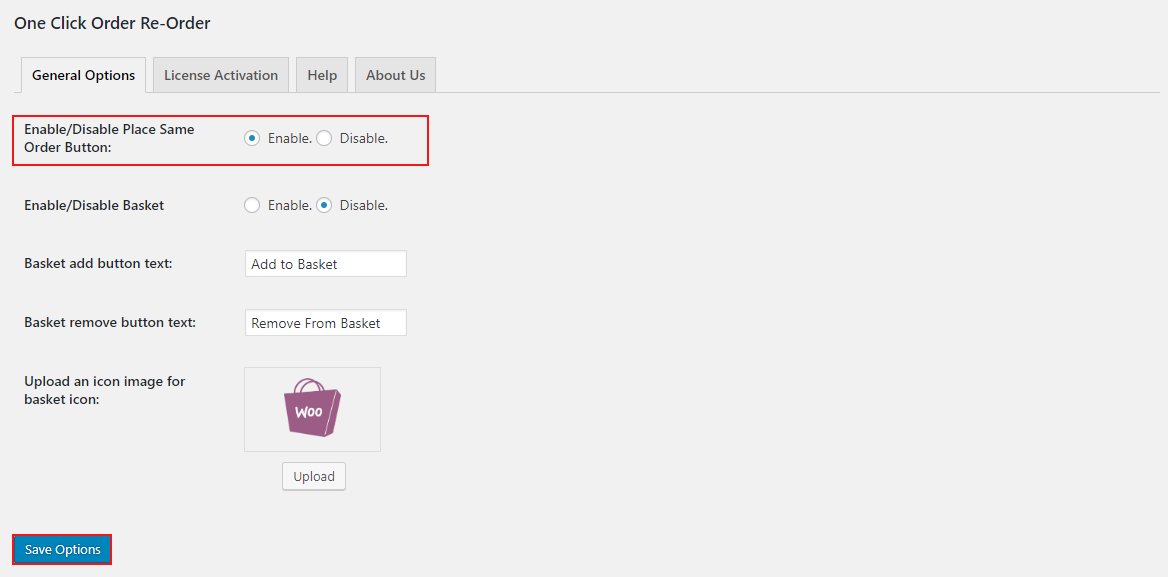 woocommerce-one-click-order-reorder-place-enable-same-order