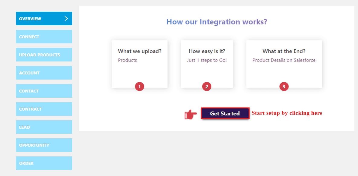 Integration with Salesforce for WooCommerce