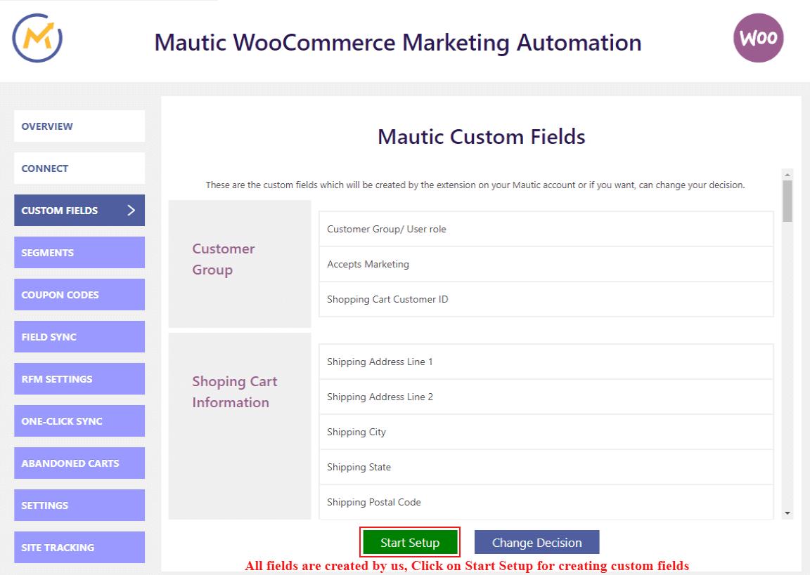 Mautic-integration-custom-fields