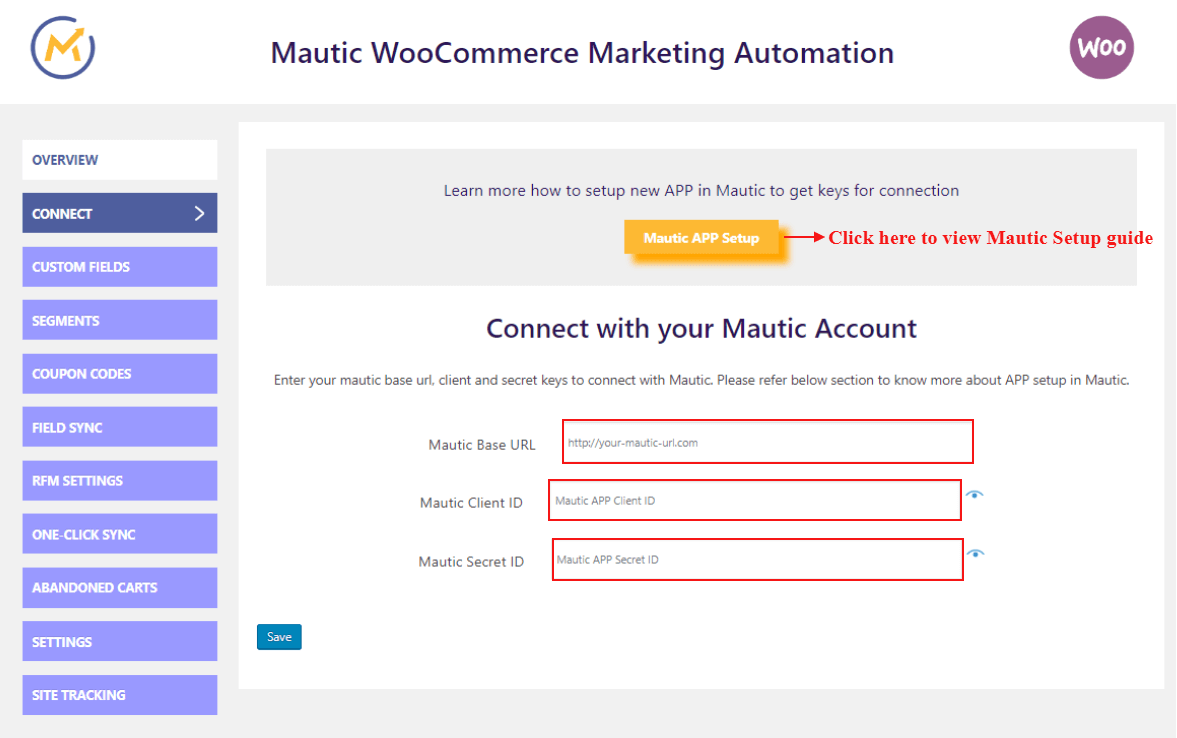 Mautic-integration-setup-guide