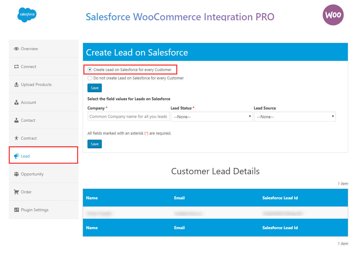 salesforce-woocommerce-integration-pro-create-lead