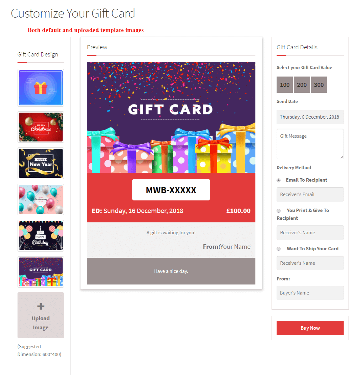 woocommerce-customizable-gift-card-updated-template-and-uploaded-images-frontend