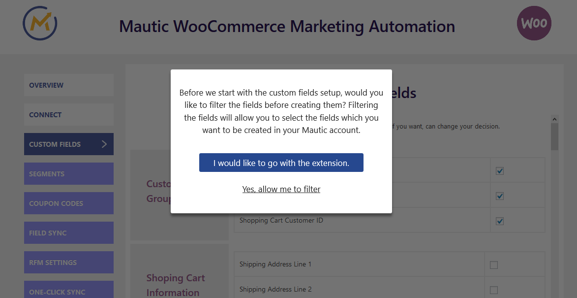 woocommerce-mautic-integration-field-1