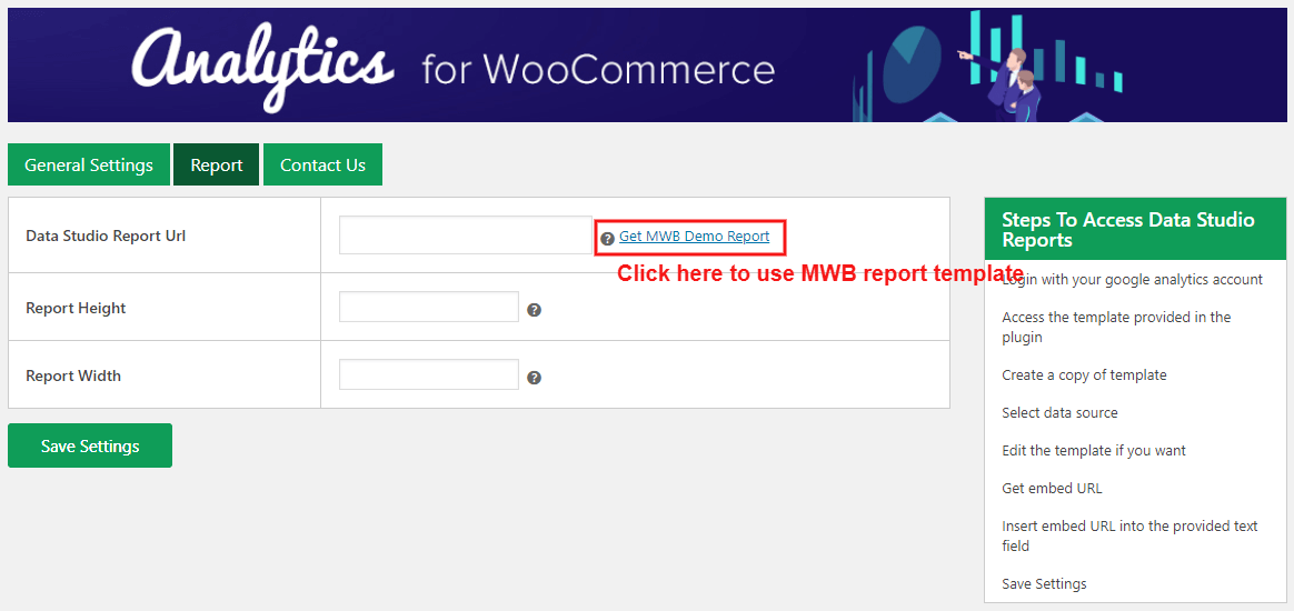 1-analytics-for-woocommerce-click-on-link