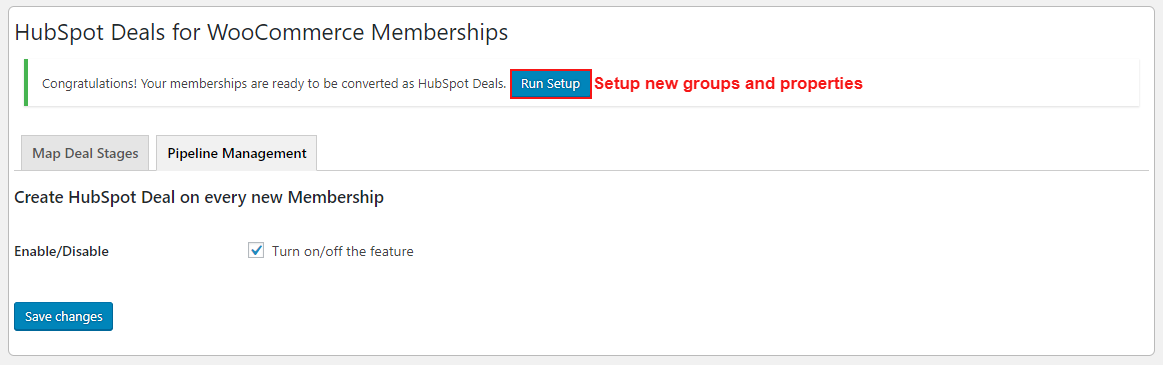 hubspot-deals-for-woocommerce-membership-new-group-and-properties