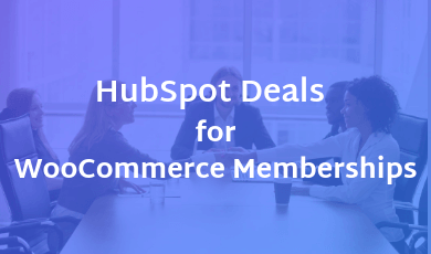 hubspot-deals-for-woocommerce-membership
