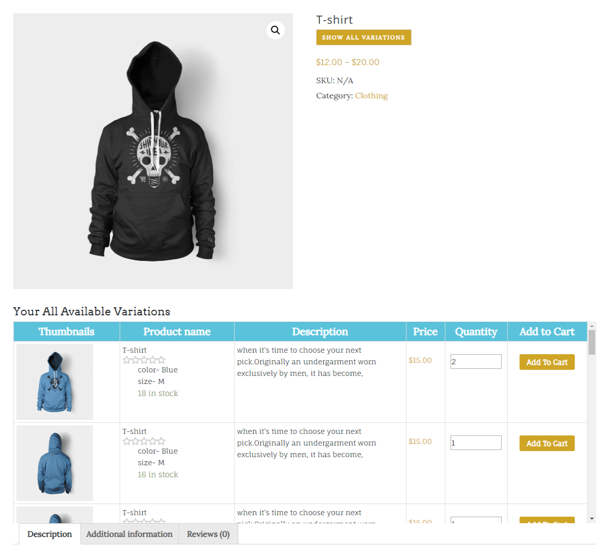 woocommerce-table-view-for-variations-table-enable-product-description