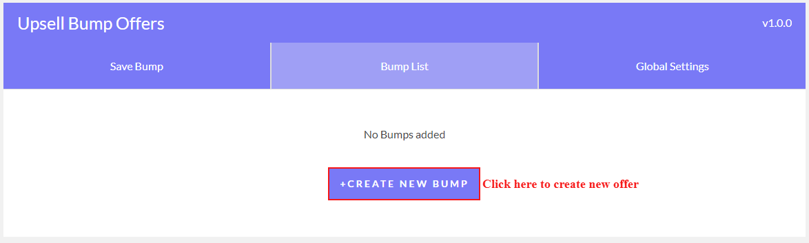 Upsell Order Bump Offer
