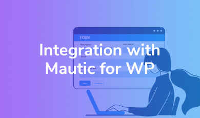 wp mautic integration