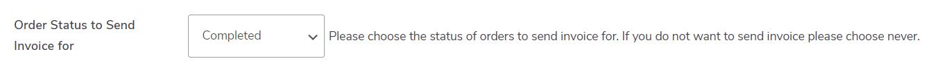 order-status-send-invoice-general-setting